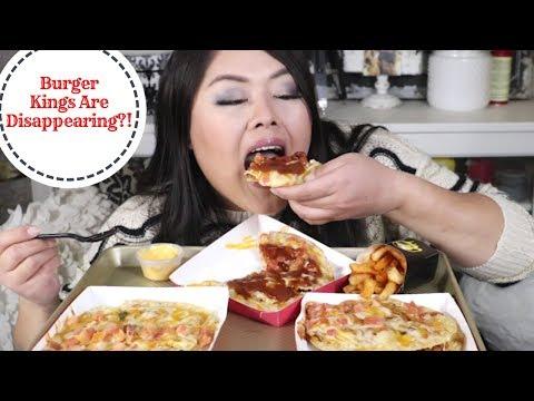 Taco Bell Mukbang I Mexican Pizzas I Nacho Cheese Fries