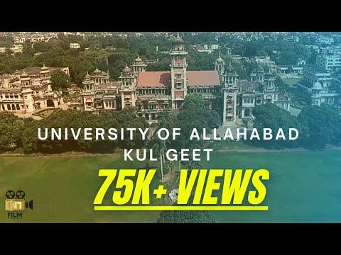 University Of Allahabad Kulgeet