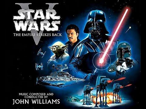 star wars v march from empire strikes back v. Black Bedroom Furniture Sets. Home Design Ideas