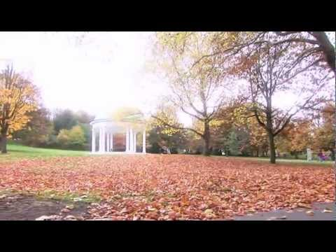 Rotherham's beautiful Clifton Park
