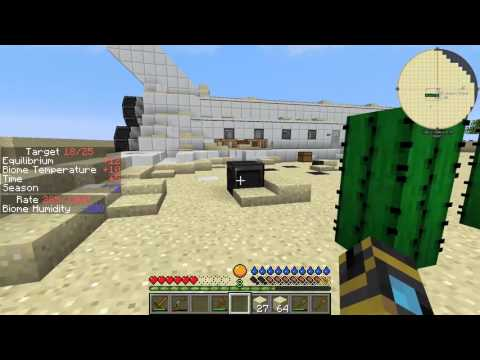 Forever Stranded with Direwolf20 - Episode 02 - Sifting For Days
