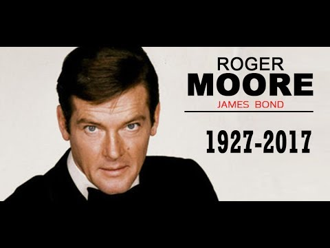 Breaking News:- Bristish actor Roger Moore (James Bond) died @ age 89 by cancer