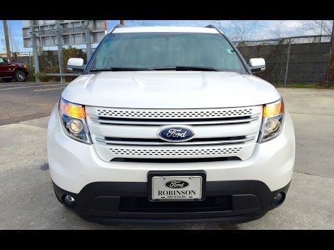 2015 ford explorer limited full review start up exhaust how to save money and do it yourself. Black Bedroom Furniture Sets. Home Design Ideas