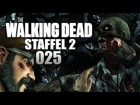 THE WALKING DEAD 2 #025 - Ein schrecklicher Verlust [HD+] | Let's Play The Walking Dead Season 2
