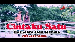 Rahma Anggara feat Harnawa Cintaku Satu OFFICIAL