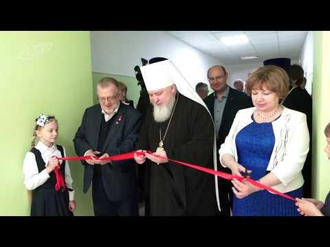 Митрополит Ставропольский и Невинномысский Кирилл посетил православную гимназию
