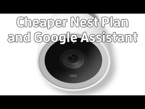 Nest Price Cut, New Features & Google Assistant