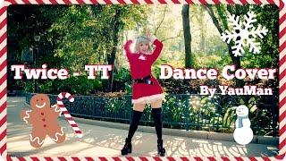 YauMan游敏 [Dance] Twice - TT Dance Cover X'MAS EDITION!