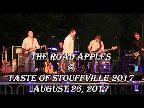 Road Apples @ Taste Of Stouffville 2017, August 26, 2017