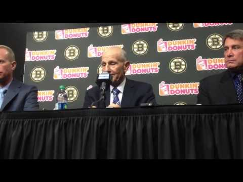 Jeremy Jacobs says Bruins were tale of two seasons