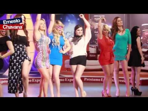 Anel la ganadora de las retas de baile en es show multimedios mtymuebe tu pompi - 1 3
