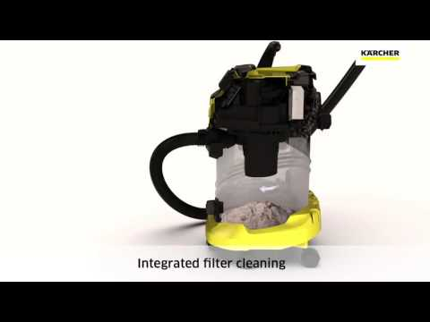 karcher wd2 introduction youtube. Black Bedroom Furniture Sets. Home Design Ideas