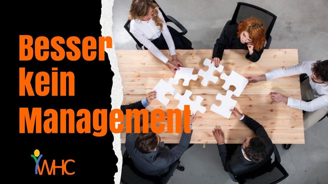 10 - 5 - 1: Management - was ist das überhaupt?