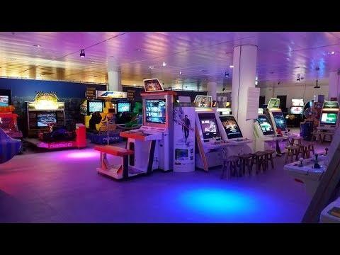 Video Game Arcade Tours - Nationaal Videogame Museum (Zoetermeer, Netherlands)