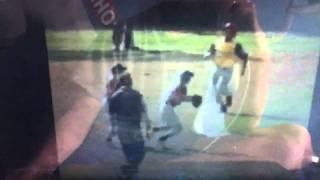 2001 LLWS japan double play