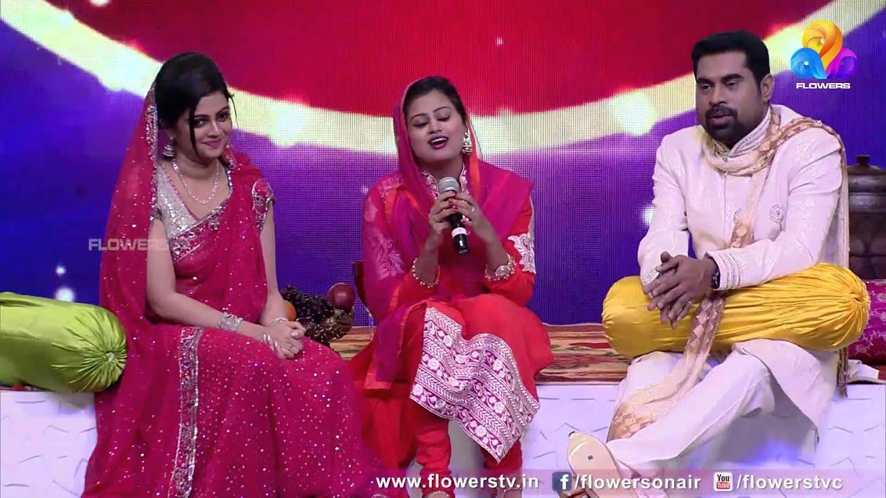 Comedy Super Nite With Kollam Shafi & AnsibaRamzan special   Episode#54