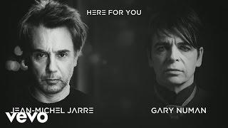 Jean-Michel Jarre, Gary Numan - Jean-Michel Jarre with Gary Numan Track Story