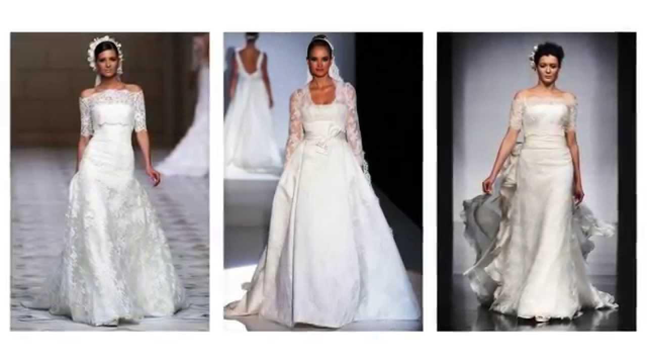 da8500ca76d242 Модні весільні сукні – огляд найкращих моделей - YouTube