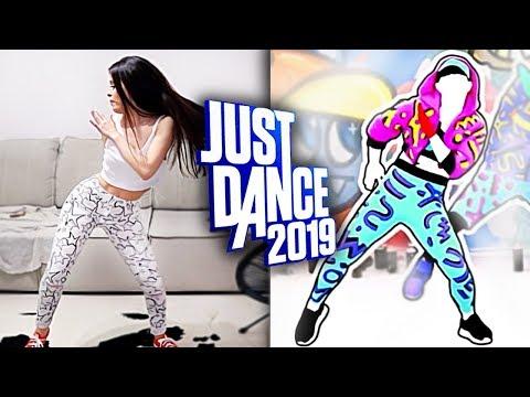 DANÇANDO BUM BUM TAM TAM NO JUST DANCE 2019 thumbnail