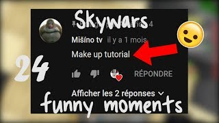 Skywars funny moments #24 - Asterion4 - (Hypixel skywars)
