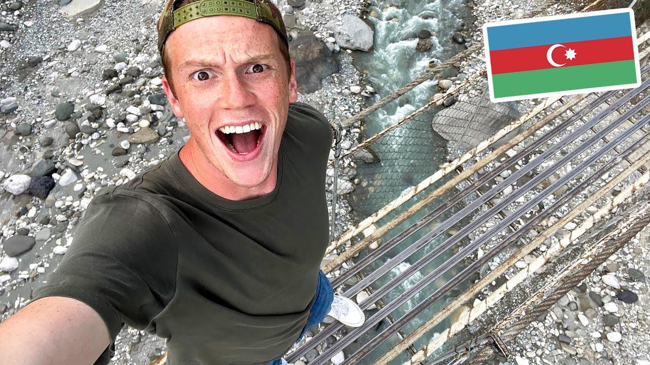 Exploring Azerbaijan: Mountains, Bridges, & Alpacas | Azerbaijan Travel Vlog