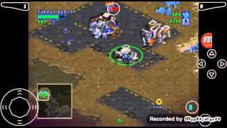 Android Nintendo 64 N64 MegaN64 Emulator StarCraft 64 Game Play