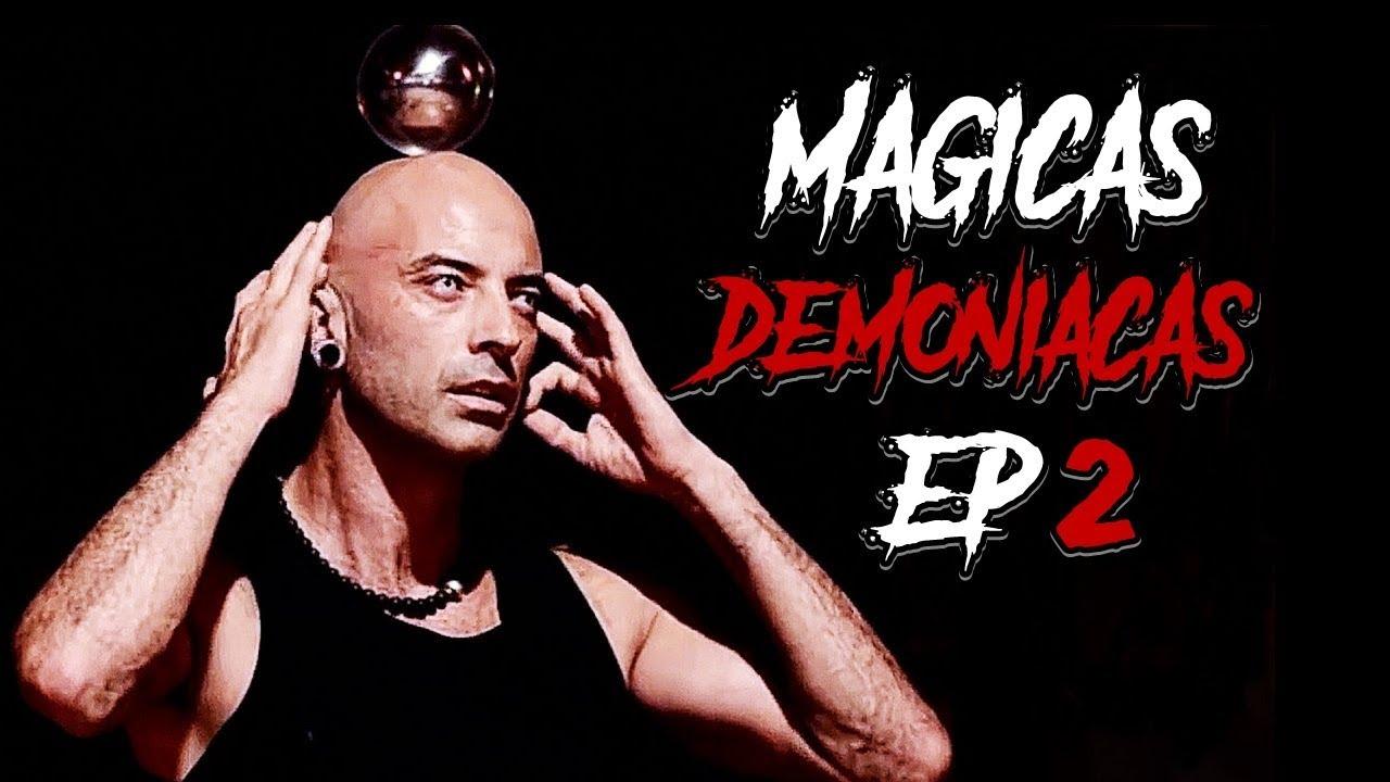 Mágicas Demoníacas - O Lado Obscuro #2