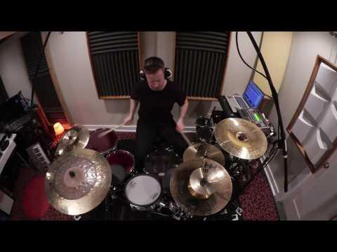 Pendulum - The Fountain Feat. Steven Wilson - KJ Sawka Drum Play Through
