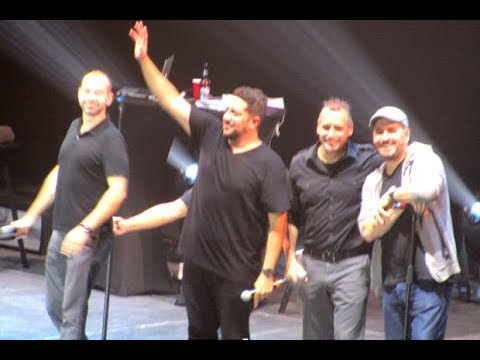 Impractical Jokers - Where's Larry Tour Sheffield || Vlog #56
