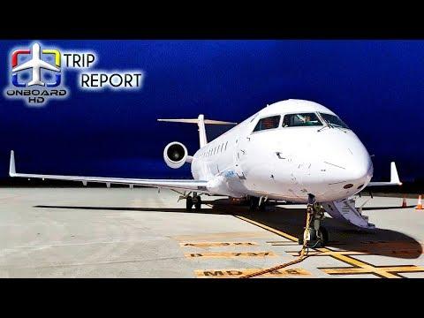 TRIP REPORT | Air Nostrum (IB regional) | CRJ 200 | Mallorca - Santiago