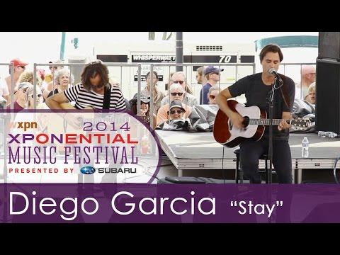 """Diego Garcia - """"Stay"""" (XPoNential Music Festival 2014)"""