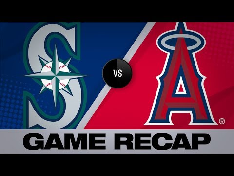 Angels honor Tyler Skaggs with combined no-hitter | Mariners-Angels Game Highlights 7/12/19