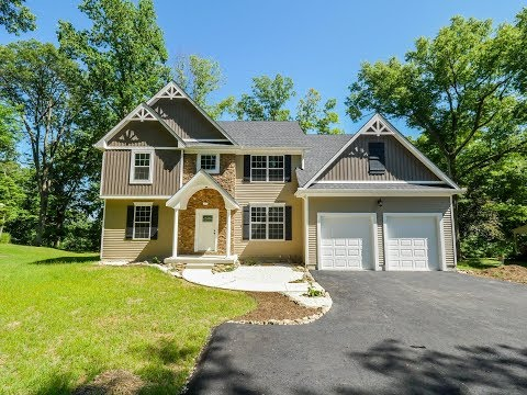 New Construction Home For Sale Bucks County PA 1025 N Ridge Perkasie