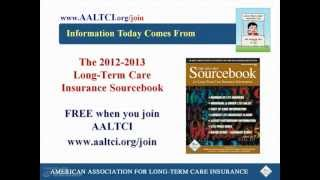 Sell Long Term Care Insurance - Guide For Agents - Info for Consumers