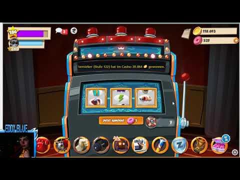 Hero Zero Server 16 Tag 25 -  Casino!