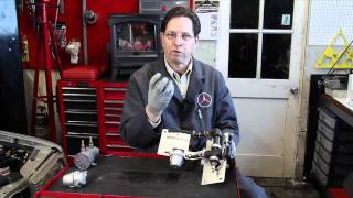 Introduction to the Single Tank Vegetable Oil Fuel Conversion on Old Mercedes Diesels