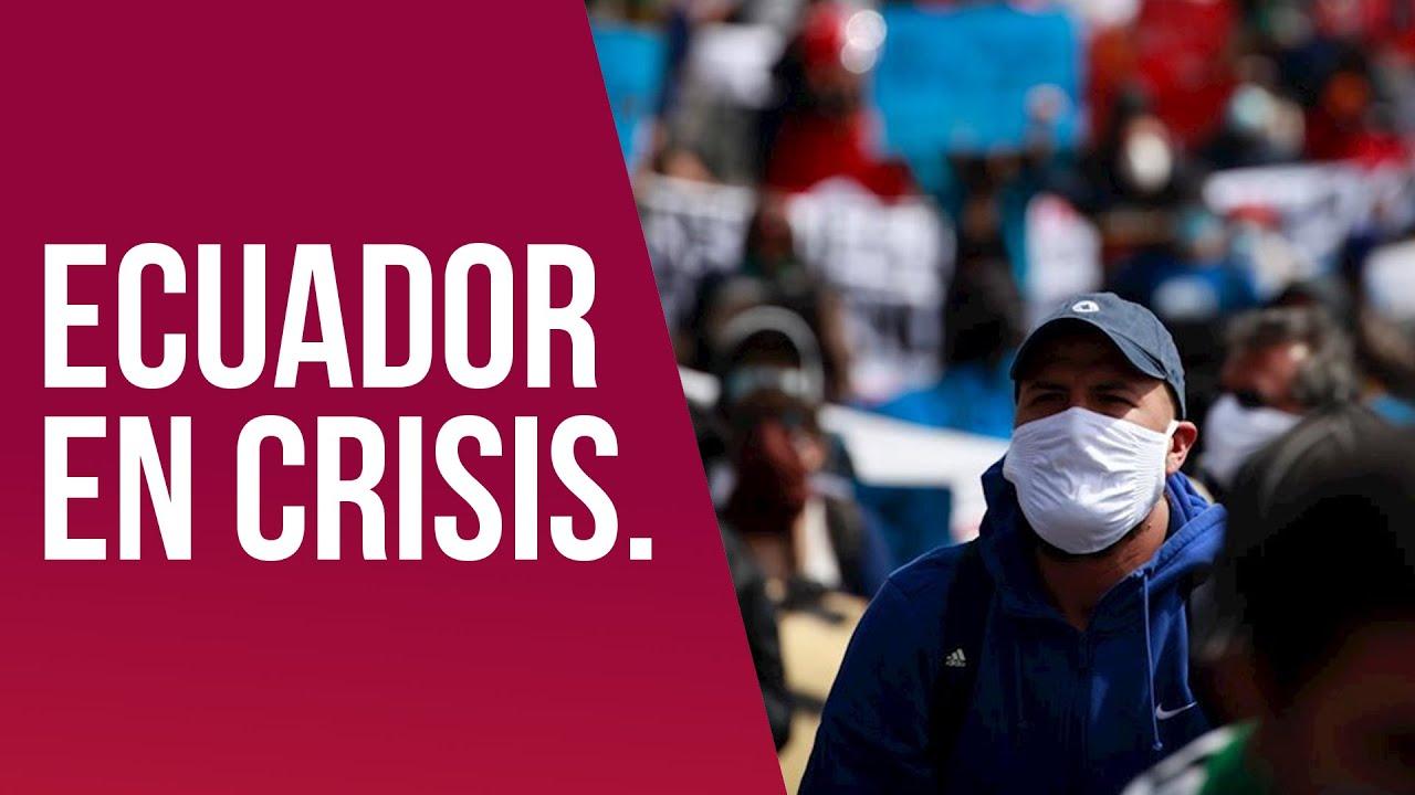 Ecuador en crisis