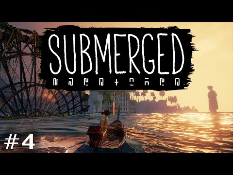 Submerged (Ep. 4 - Needle and Thread and Antibiotics)