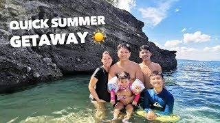 Quick Summer Getaway with the family!!! | Camille Prats
