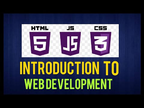 Basics Of WEB DEVLOPMENT In Hindi (Job Opportunities, Seo, Html, Css, JavaScript, Bootstrap, Ajax)