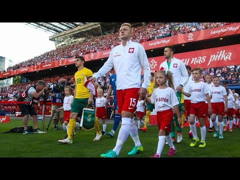 Lenkija - Lietuva 0:0 | Krokuva 2016 birželio 6d.