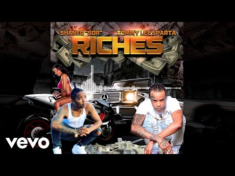 Tommy Lee Sparta, Shaneo - Riches (Official Audio)