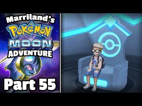 Pokémon Moon, Part 55: The Champion of Alola!