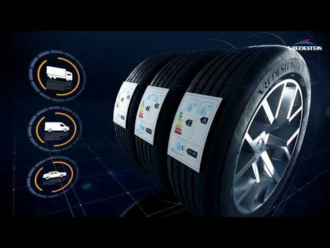 Vredestein - What Is The EU Tyre Label?