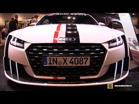 2017 Audi TT Club Sport - Exterior Walkaround - 2017 SEMA Las Vegas