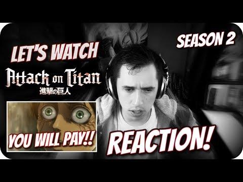 Download TORN BETWEEN REALITIES??| LET'S WATCH Attack on Titan Episode 34 REACTION!!