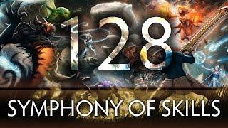 dota 2 symphony of skills 128