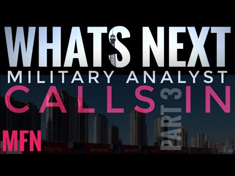 MILITARY ANALYST EXPLAINS ALL PT 3. | WHAT'S COMING NEXT