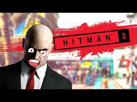Hitman 2 - UNE IA DE MERDE