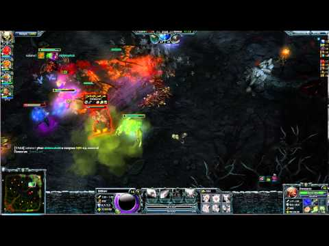 видео: heroes of newerth тупой мудак  stupid asshole